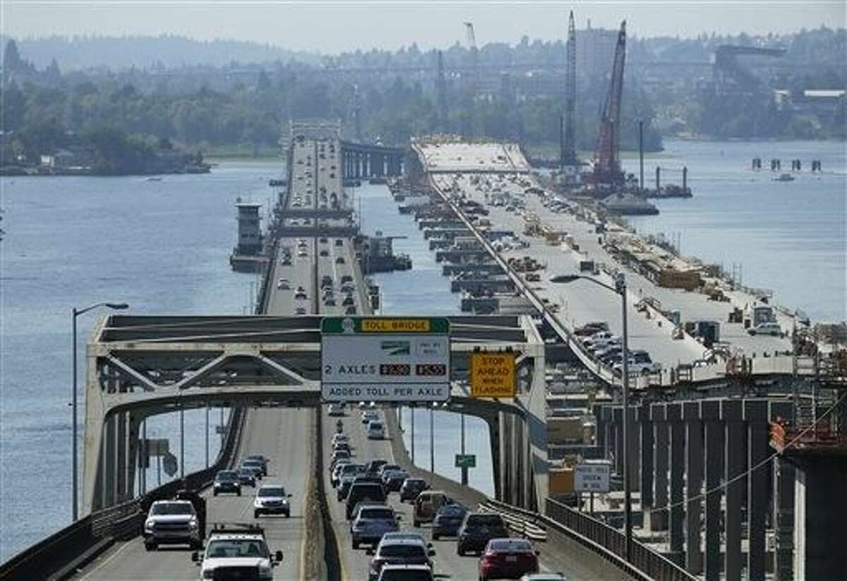 Washington state recently approved a 16-year, 16 billion transportation plan that raises fuel taxes, vehicle fees and bonding to pay for finishing the construction of the bridge and other projects intended to reduce traffic congestion and repair crumbling infrastructure in the state.