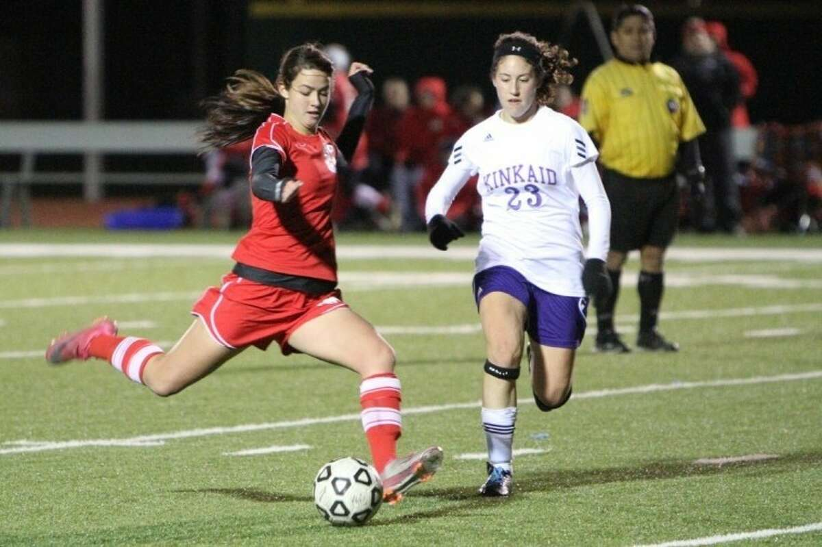 Memorial senior Rachel Owens was voted to the TASCO Class 5A all-state team.