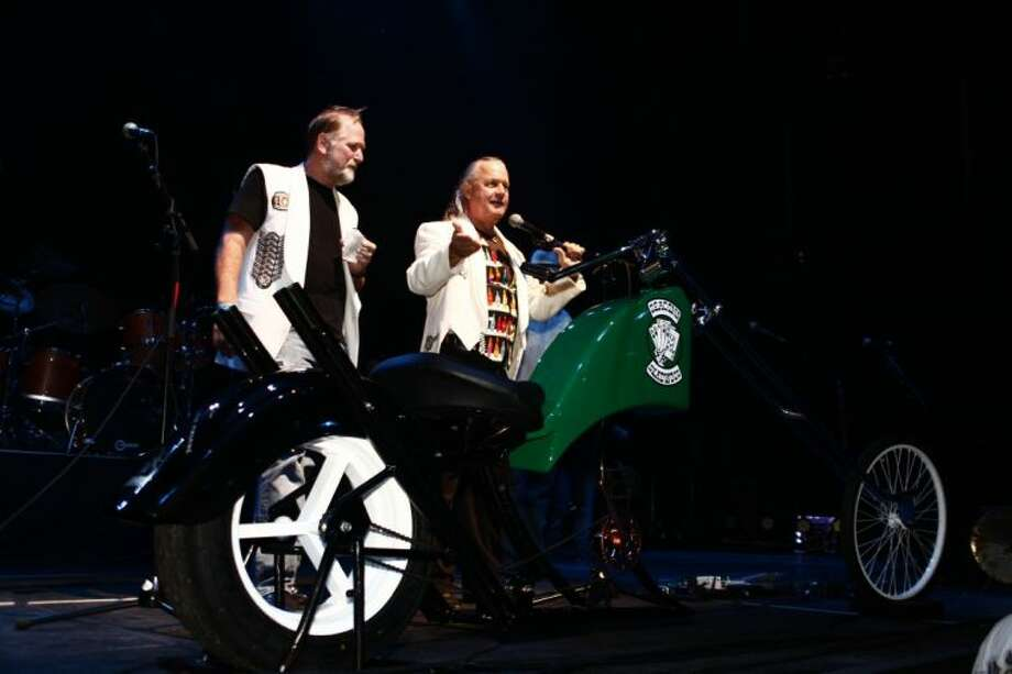 The Deacons of Deadwood Motorcycle Club, founded in 2002, hosted their annual charity gala and raised more than $400,000.