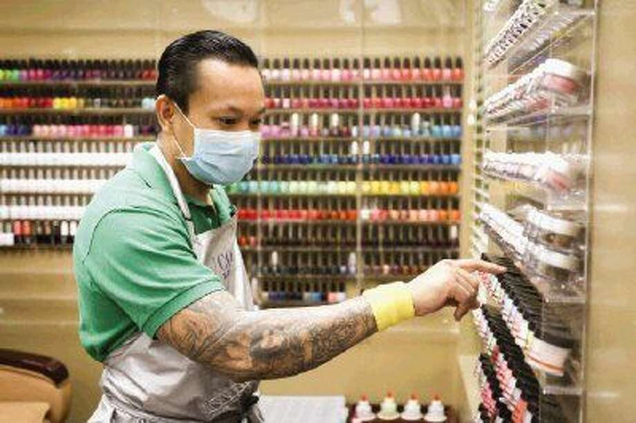 Conroe nail artist competes in Next Top Nail Artist - The Courier