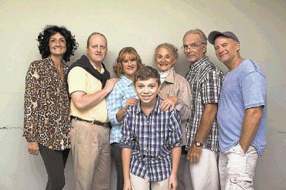 "The cast of Stage Right's ""On Golden Pond"" is pictured. Theater reviewer David Dow Bentley III says Stage Right has struck gold with the opening performance of the 2015-16 season. Photo: Photographer: Michael Pittman"