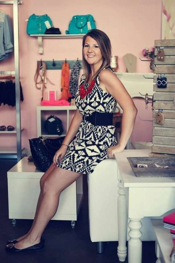 Nikole Davis is the owner of Pretty Little Things Boutique in Kings Harbor in Kingwood. She is a 2007 graduate of Crosby High School. She was voted best dressed her senior year and has wanted to own her own business since middle school.