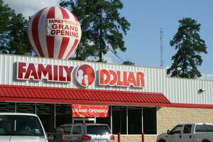 The new Family Dollar location in Roman Forest held its grand opening on Oct. 5.