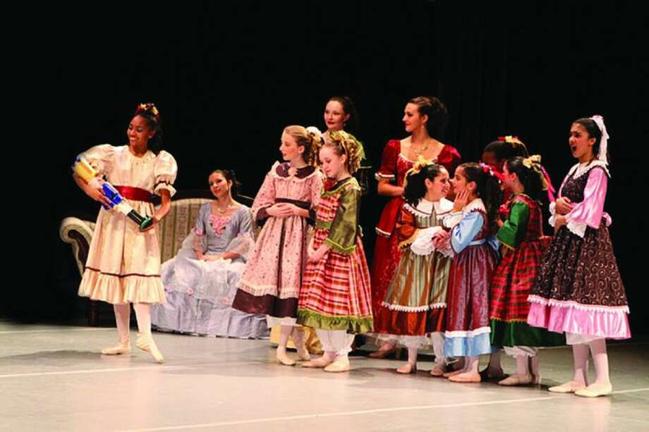 """The Tomball Regional Arts Council will host the Houston Repertoire Ballet's production of """"The Nutcracker"""" on Dec. 7-8 at Tomball High School. Photo: Submitted"""