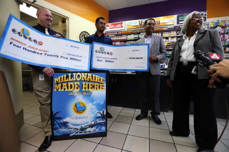 California store that sold $425M lotto gets $1M - The Courier