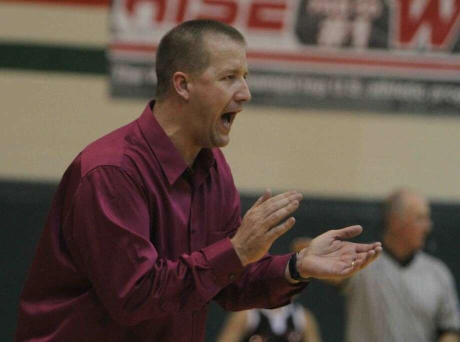 The Woodlands boys basketball coach Dale Reed and his staff will host three summer camps this year. Photo: Jason Fochtman