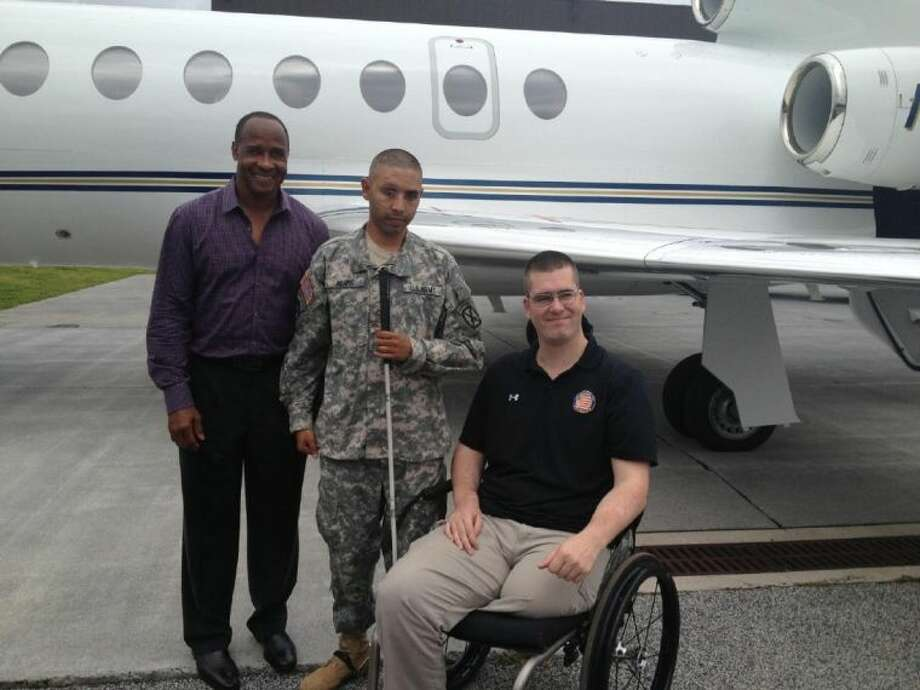 The HelpingAHero.org will host their National Gala in Houston at the Bayou City Events Center located at 9401 Knight Road Nov. 12 with Patriot Award Recipient General Tommy Franks and Lynn Swann who was the NFL Hall of Fame wide receiver from the Pittsburg Steelers and former Monday Night Football announcer will be their emcee for the evening.