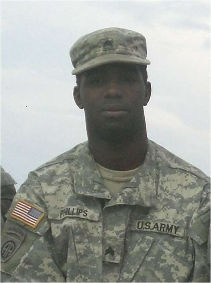 The U. S. Army Criminal Investigation Command believes someone from the Richmond area may have information on the 2009 murder of Staff Sgt. Anton R. Phillips. Photo: Courtesy U.S. Army CID