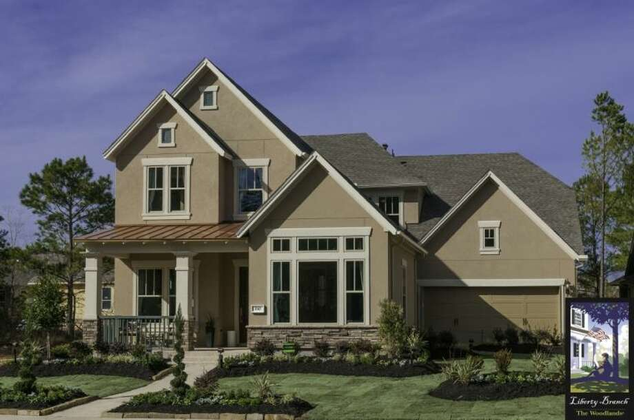 The Chiswell By David Weekley Homes Is One Of Nine That Will Be Open For