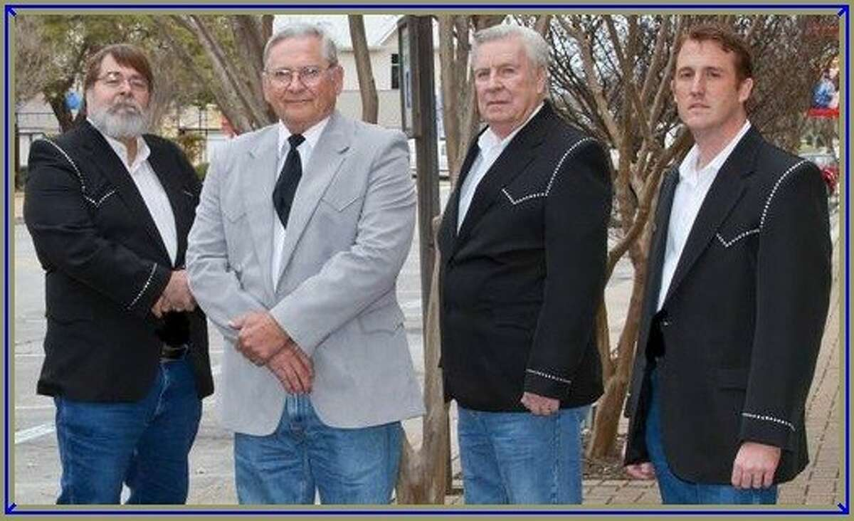 The Showmen Bluegrass group are at the Red Brick Tavern in downtown Conroe Jan. 18.