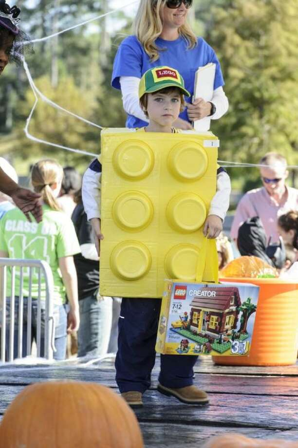 The Fourth Annual Trick or Treat Trail will be from 3-6 p.m. Oct. 27 at Town Green Park and The Woodlands Waterway. Photo: DERRICK BRYANT PHOTOGRAPHY