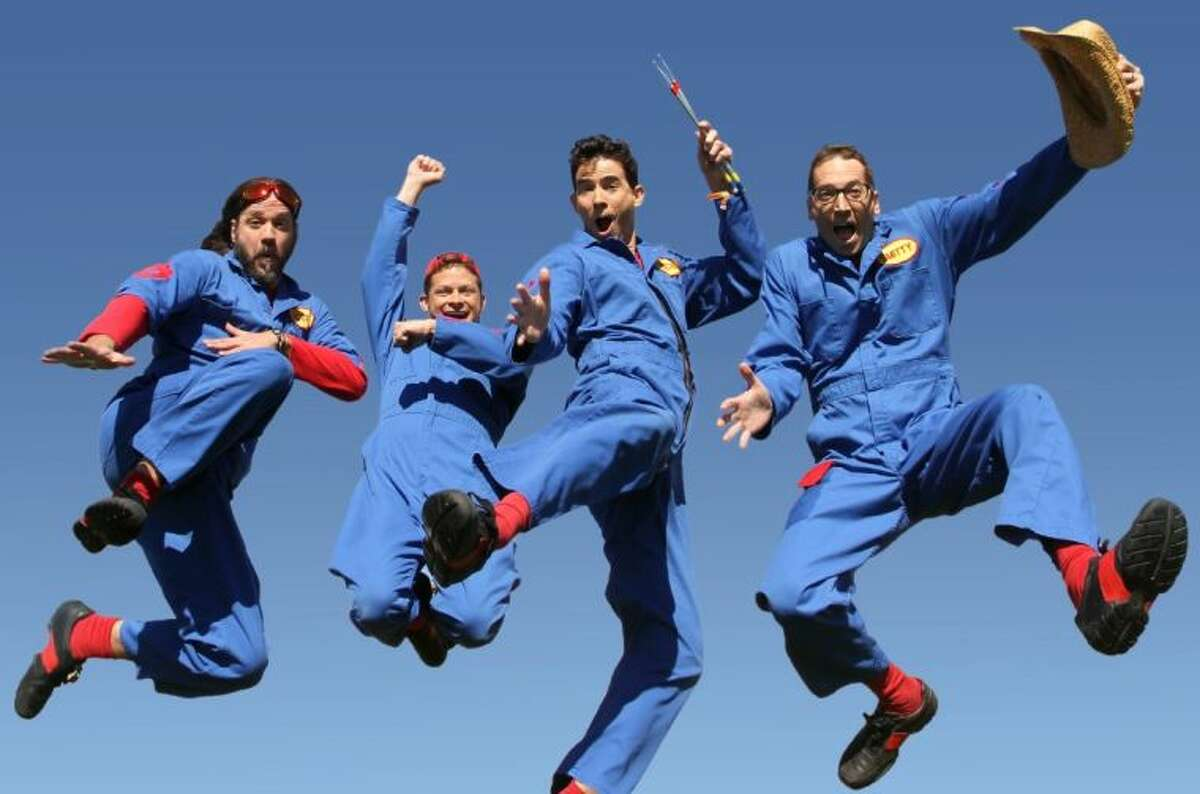 Imagination Movers will perform at 1 p.m. Nov. 9 at the Children's Festival.