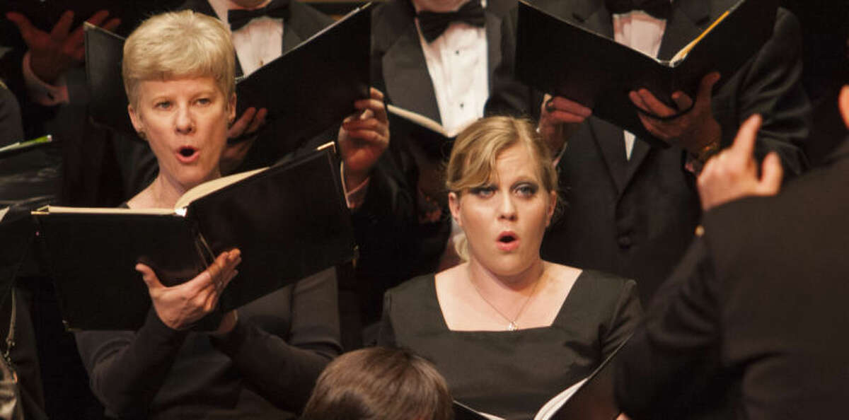 The LSC-Tomball 25th Anniversary Community Choir will be joined by the Tomball Intermediate Choir and Concordia Lutheran High School Chamber Singers November 13, 7:30 p.m. in the LSC-Tomball Performing Arts Center.