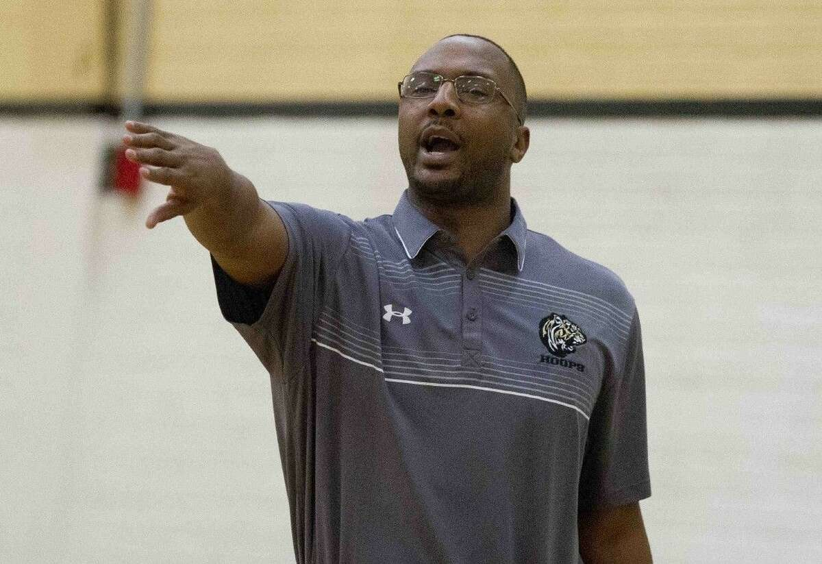 Conroe coach Daryl Mason has the Tigers out to a 9-5 start to the season. Conroe opens the tourney with Katy Tompkins at 3 p.m.