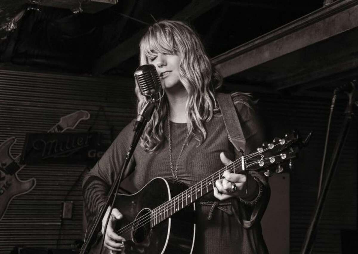 Tarkington native Hayley Kay Kirkham is currently making the rounds, along with her band Hayley Kay and the Trinity River Authority, at several local bars and venues.
