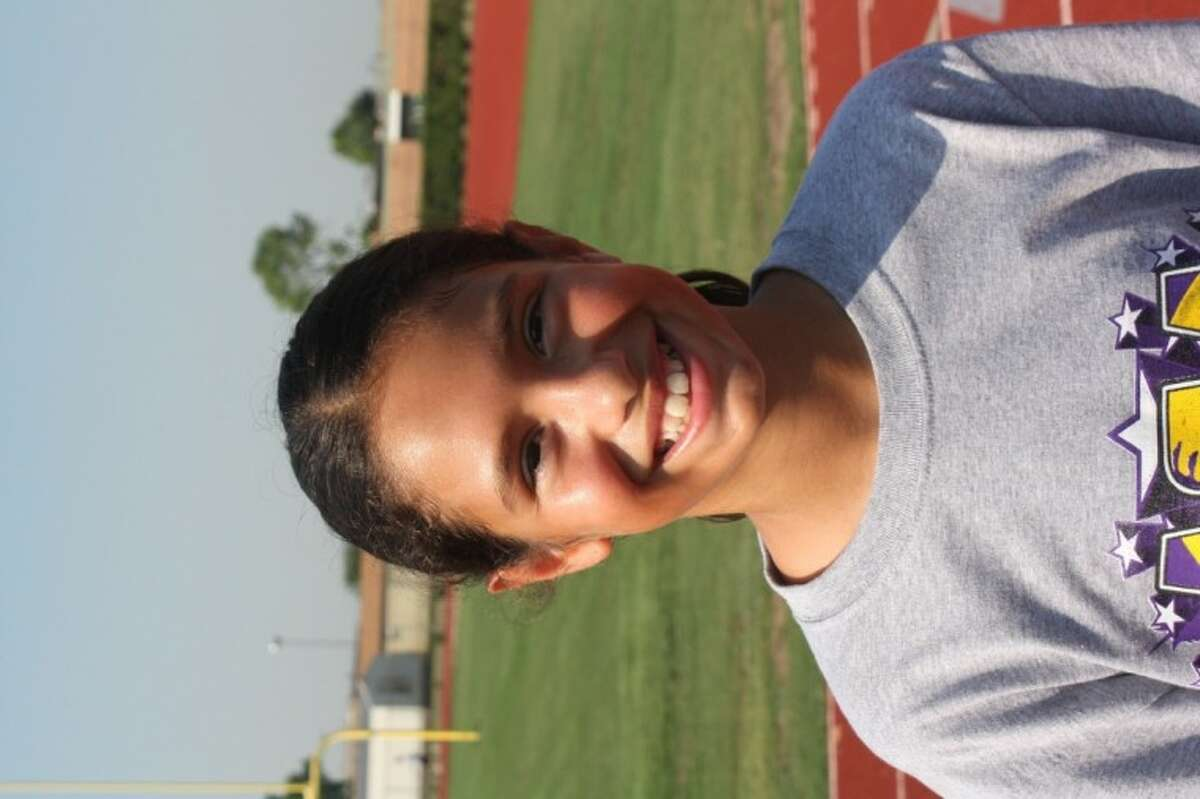 Pasadena 10-year-old Reagan Gallagher clinched a berth in the 200-meter run at Hershey's North American Championships.