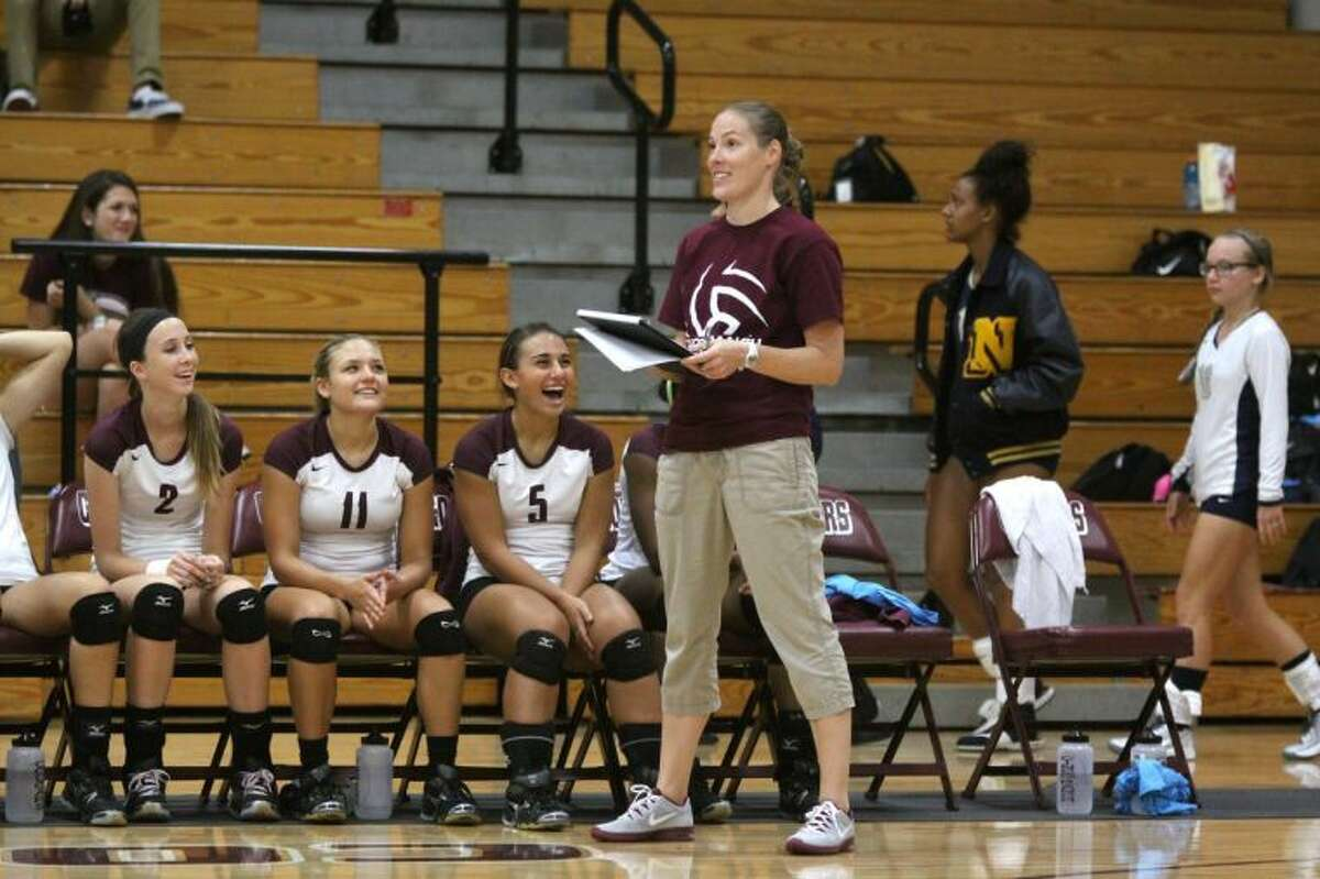 Coach Danielle Wells and Cinco Ranch have won five consecutive matches entering their District 19-5A finale against Katy.