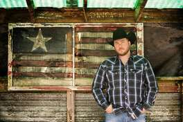 Locally based musician Josh Ward performs Friday night on the Texas Stage at the Conroe Cajun Catfish Festival.