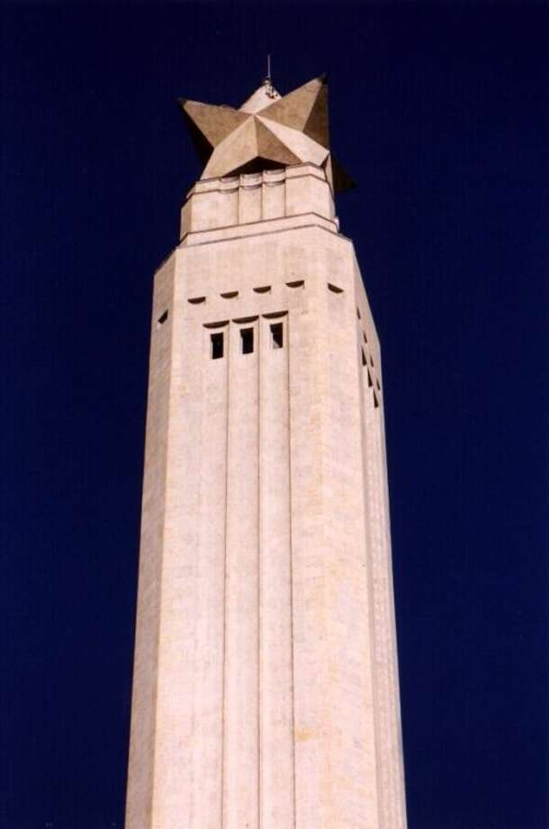 San Jacinto Monument Photo: Texas Parks And Wildlife