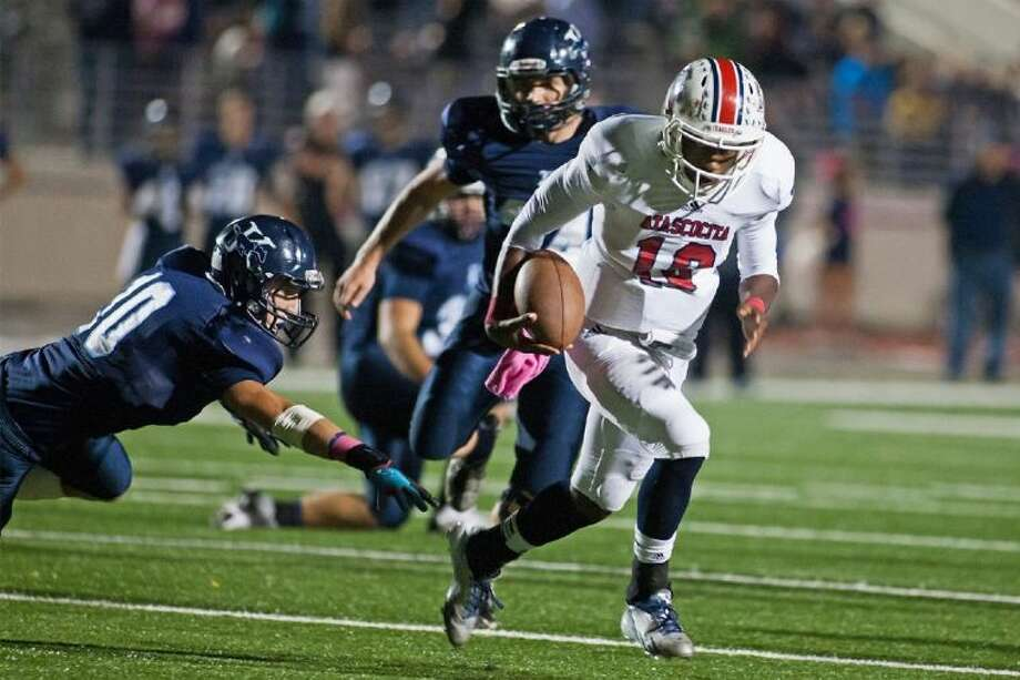 Atascocita's Greg Campbell was named the All-District 13-5A Player of the Year by the league's coaches recently.