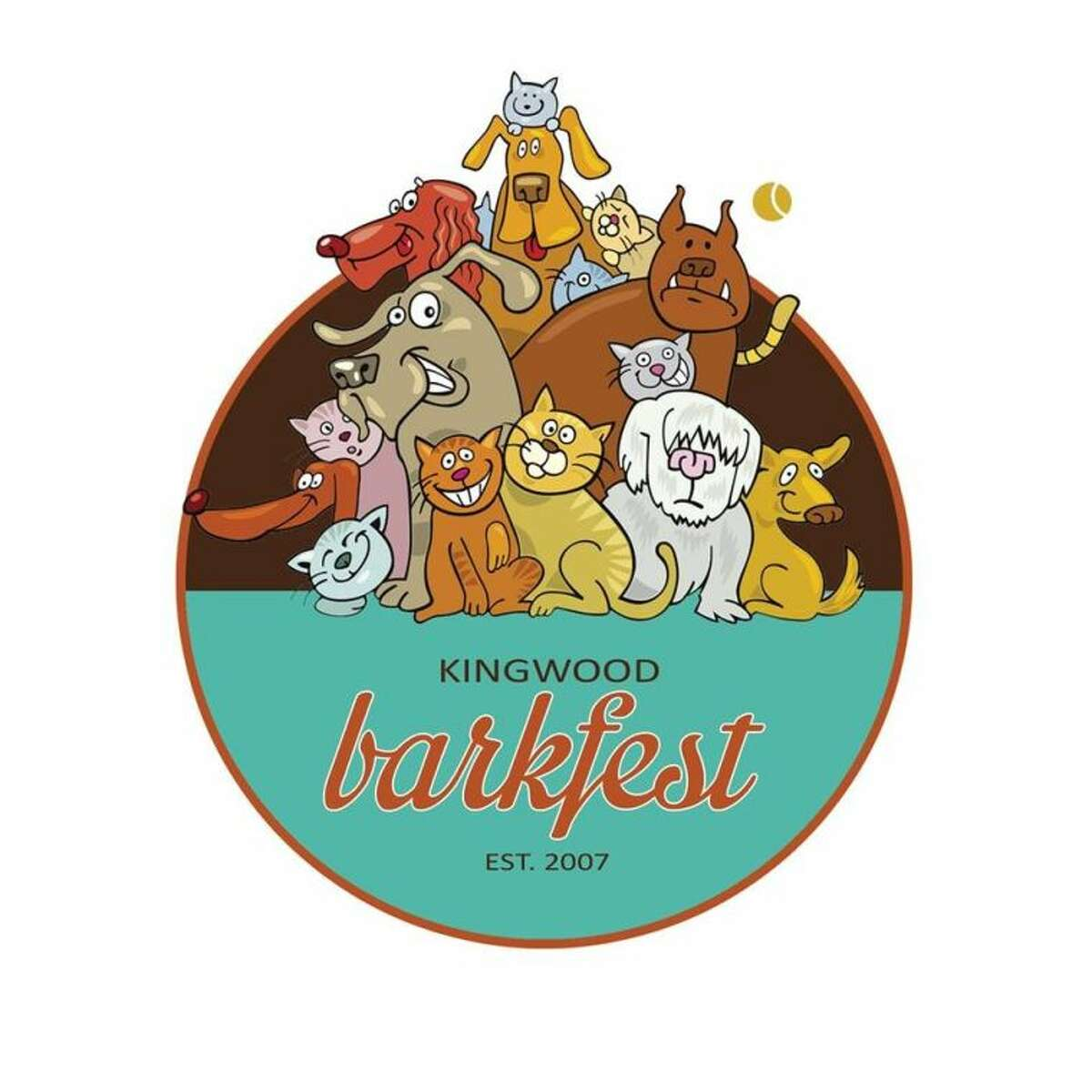 Four-legged friends and their owners will ascend on Kingwood Town Center Park for the sixth annual Kingwood Barkfest Nov. 2 from 10 a.m. until 4 p.m.