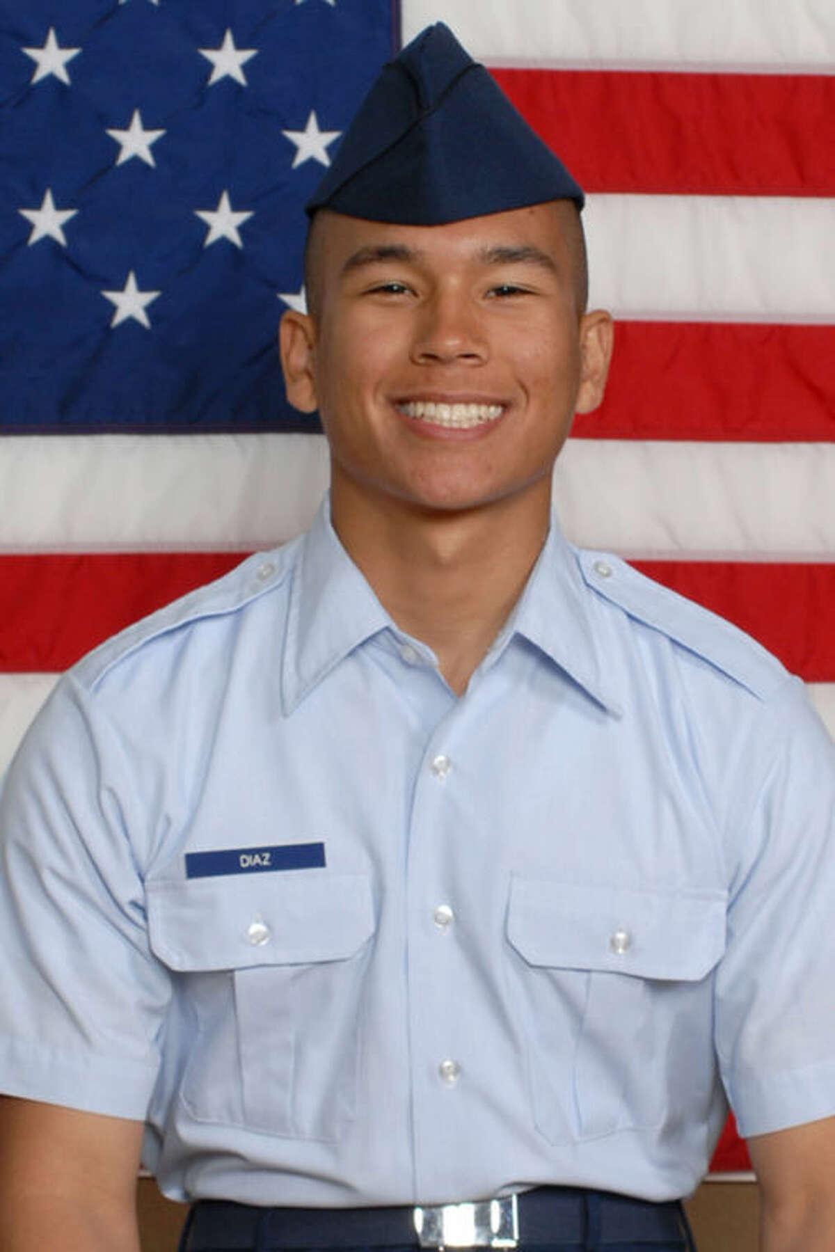 Air Force Airman Daniel Diaz