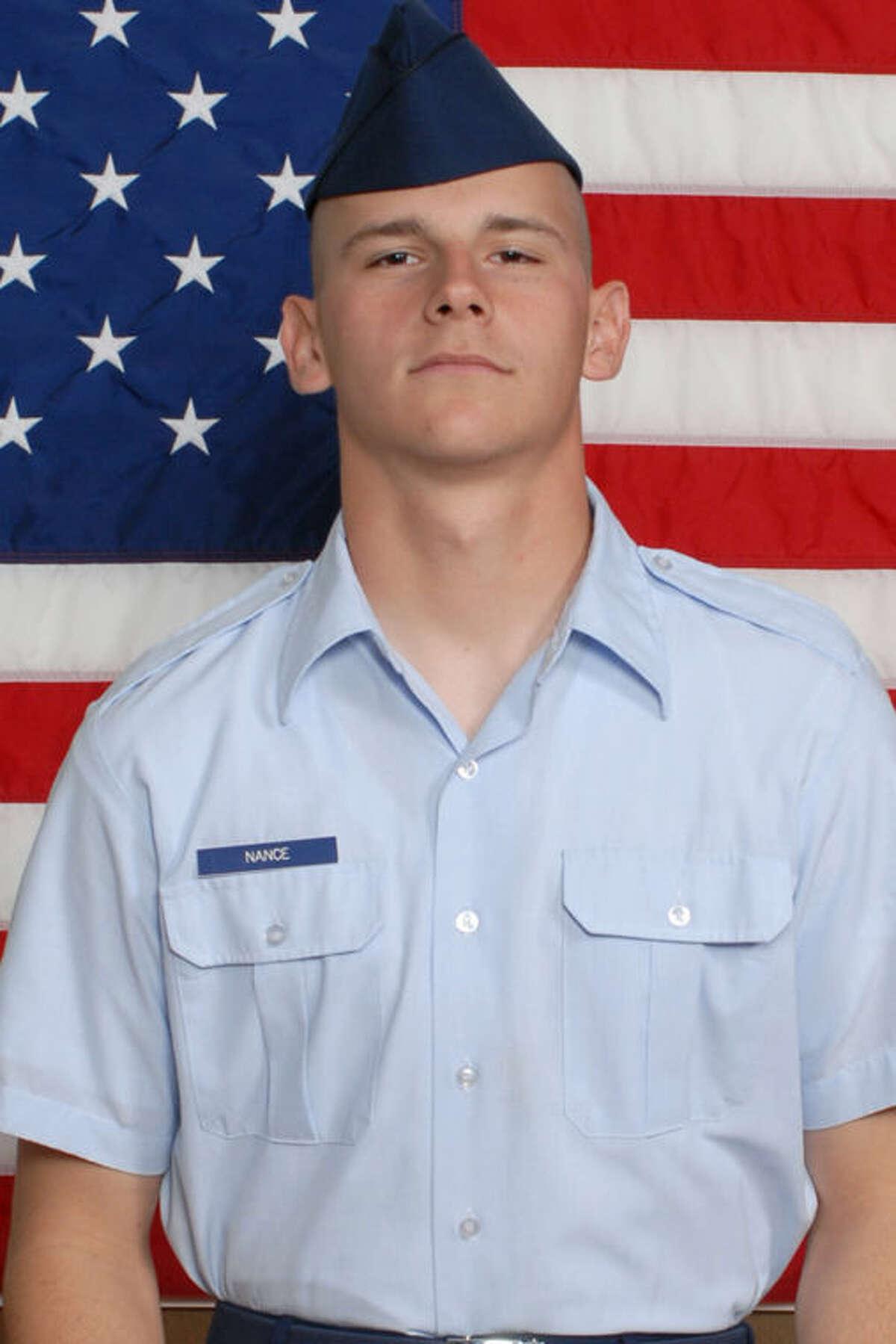Air Force Airman Taylor J. Nance