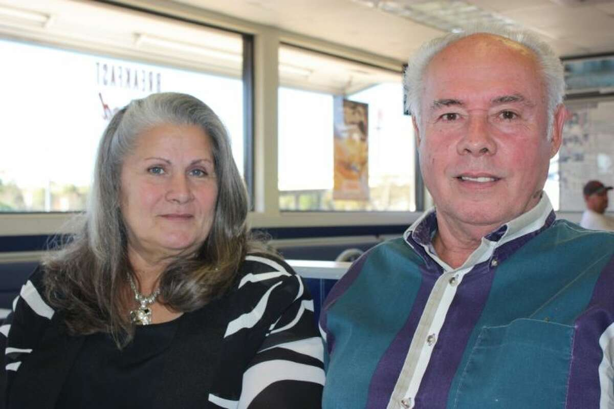 Martha and John Land have been singing gospel music together since they were married 46 years ago.