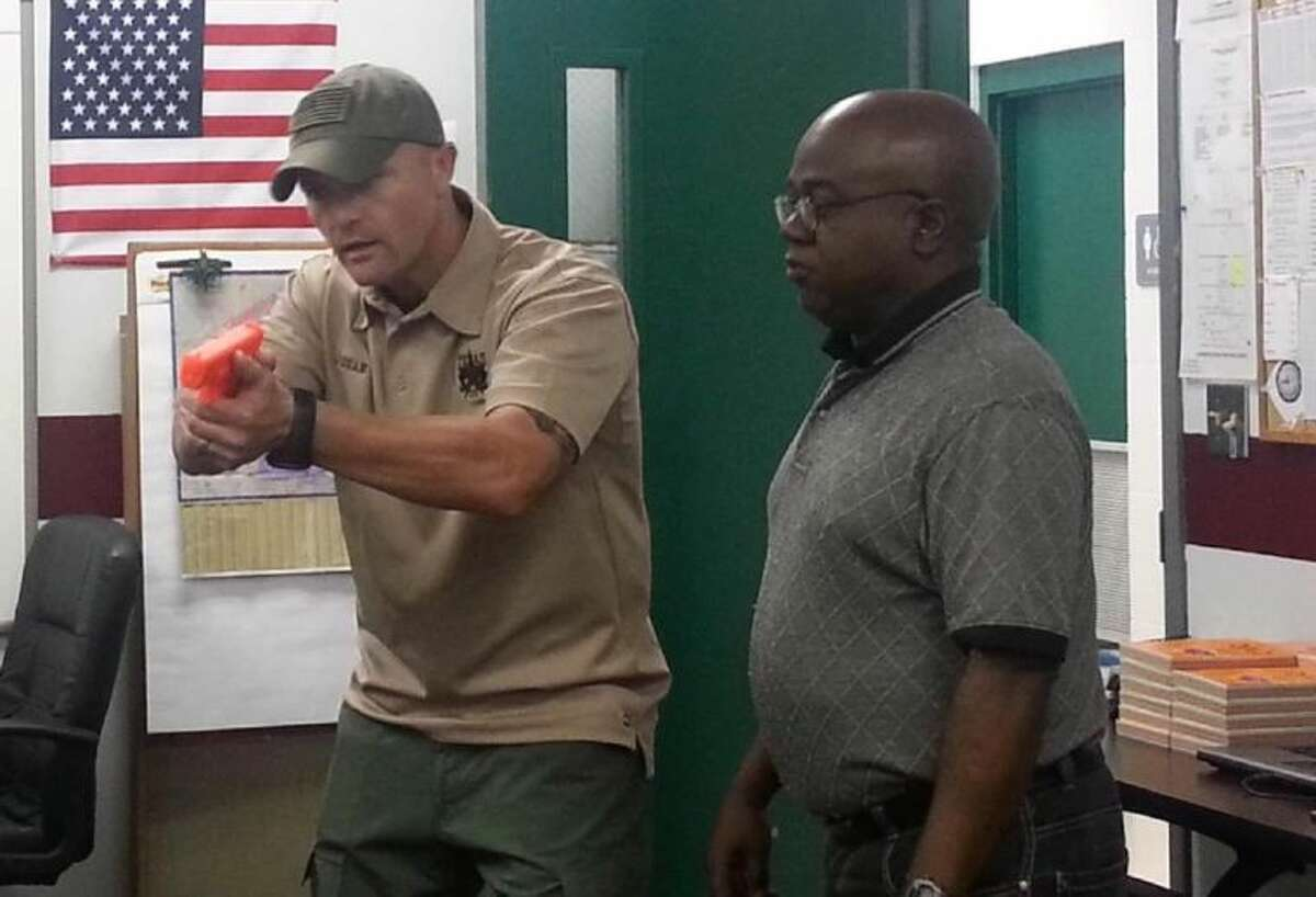 The Liberty County sheriff's deputies and supervisors recently underwent training that will help them in the event of a hostage-taking situation.