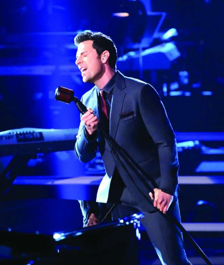 """Chris Mann is runner-up on the second season of """"The Voice."""""""