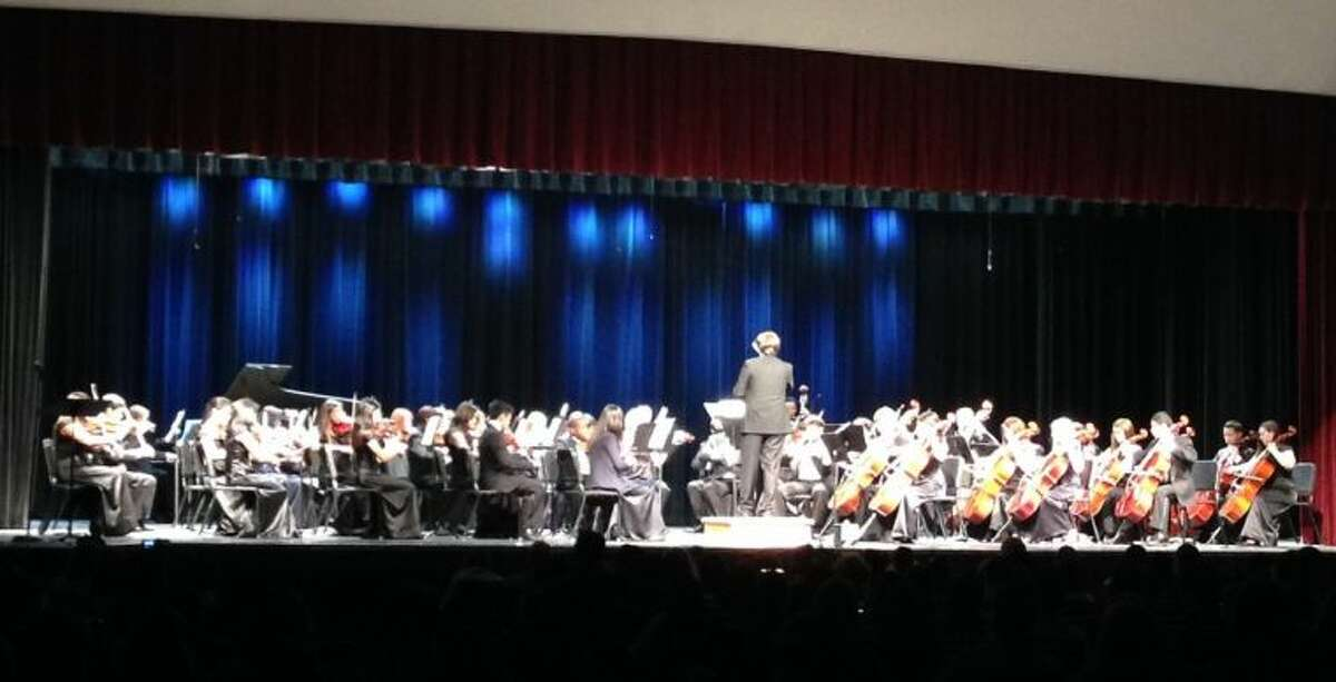 The Cy-Fair High School orchestra welcomes the community to its free annual children's concert,