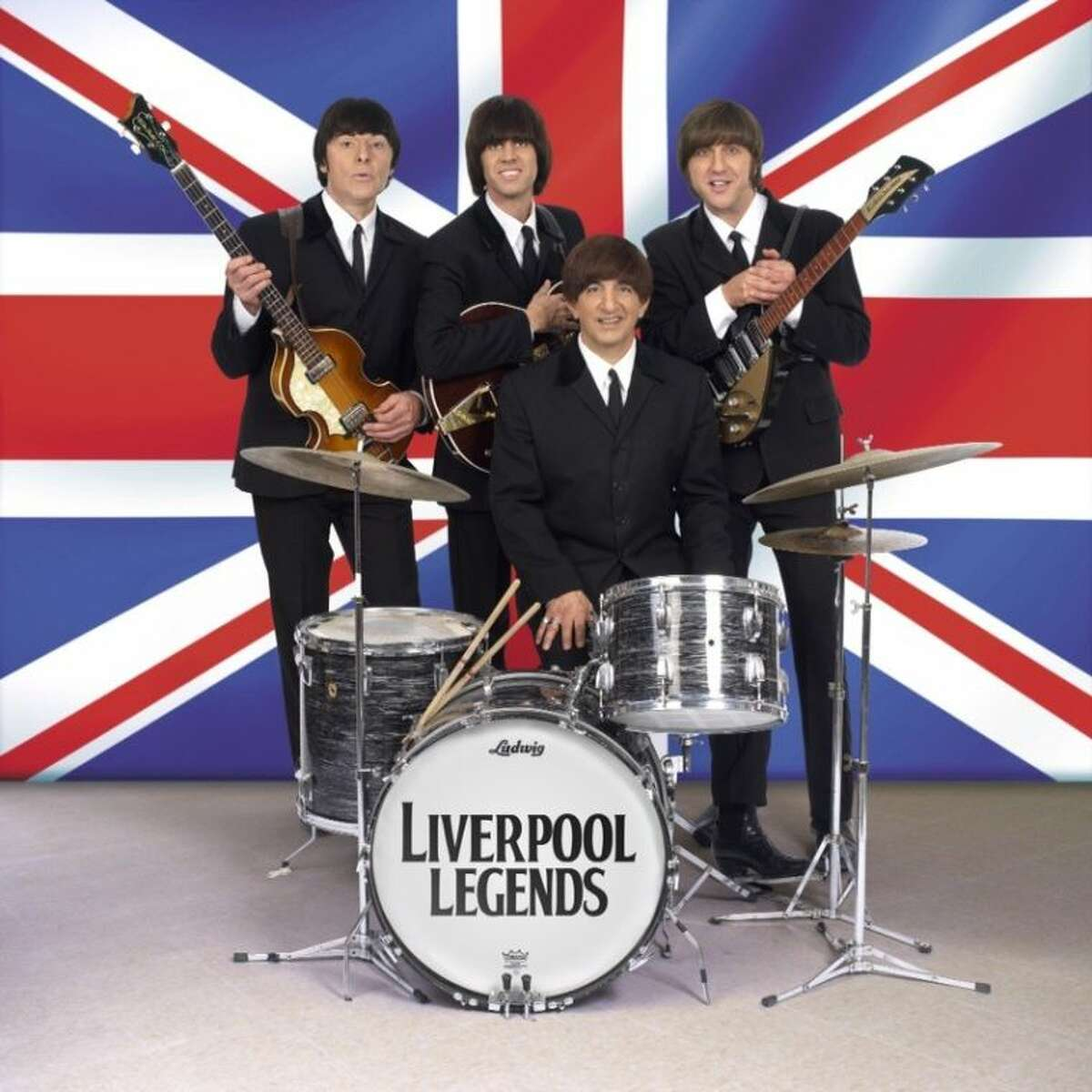 Liverpool Legends Beatles Tribute Band are four talented musicians and actors who were hand-picked by Louise Harrison - sister of the late George Harrison of The Beatles. The group will perform on Nov. 2 at the Stafford Centre.