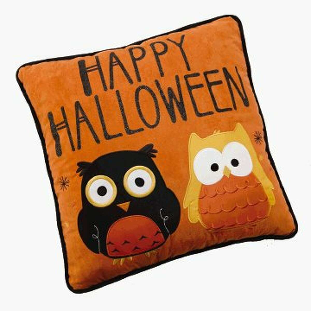Owl Halloween Decorative Pillow $34.99
