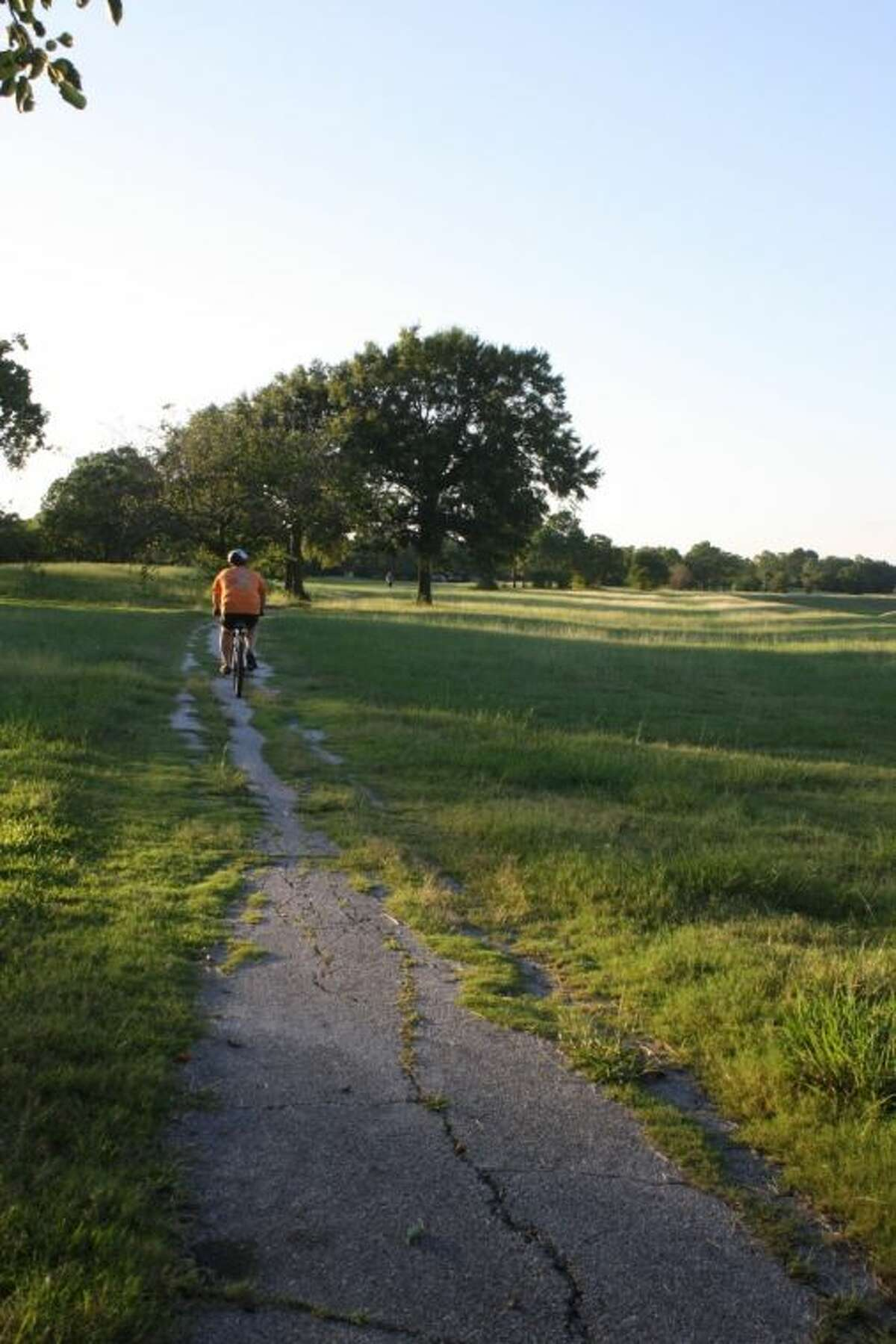 The nearly 200 acres of the former golf course in Clear Lake will soon be a green space designed to significantly decrease flooding in surrounding residential areas.