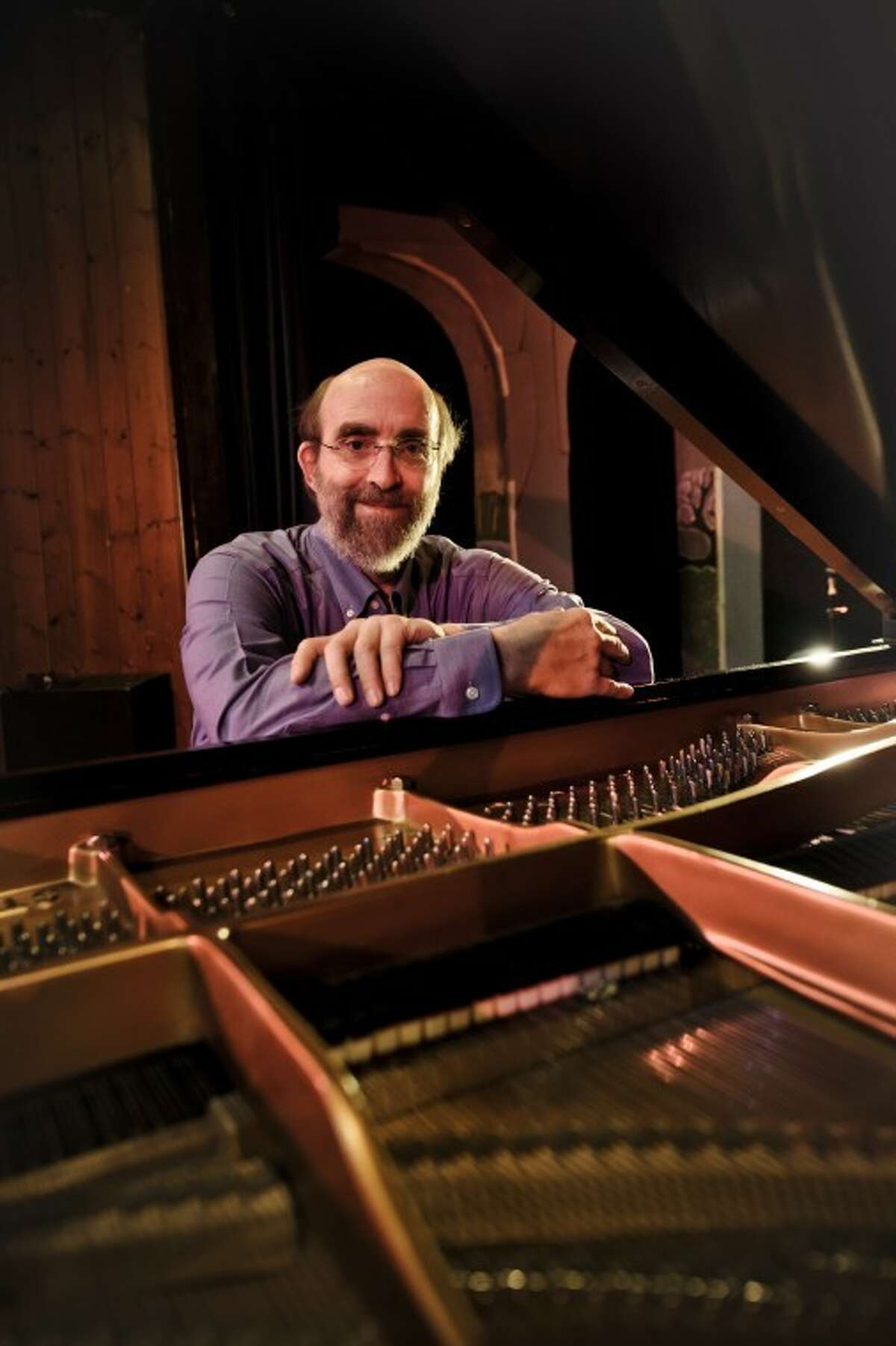 Grammy-AwardWinning solo pianist George Winston will perform at8 p.m. Friday at Dosey Doein TheWoodlands.