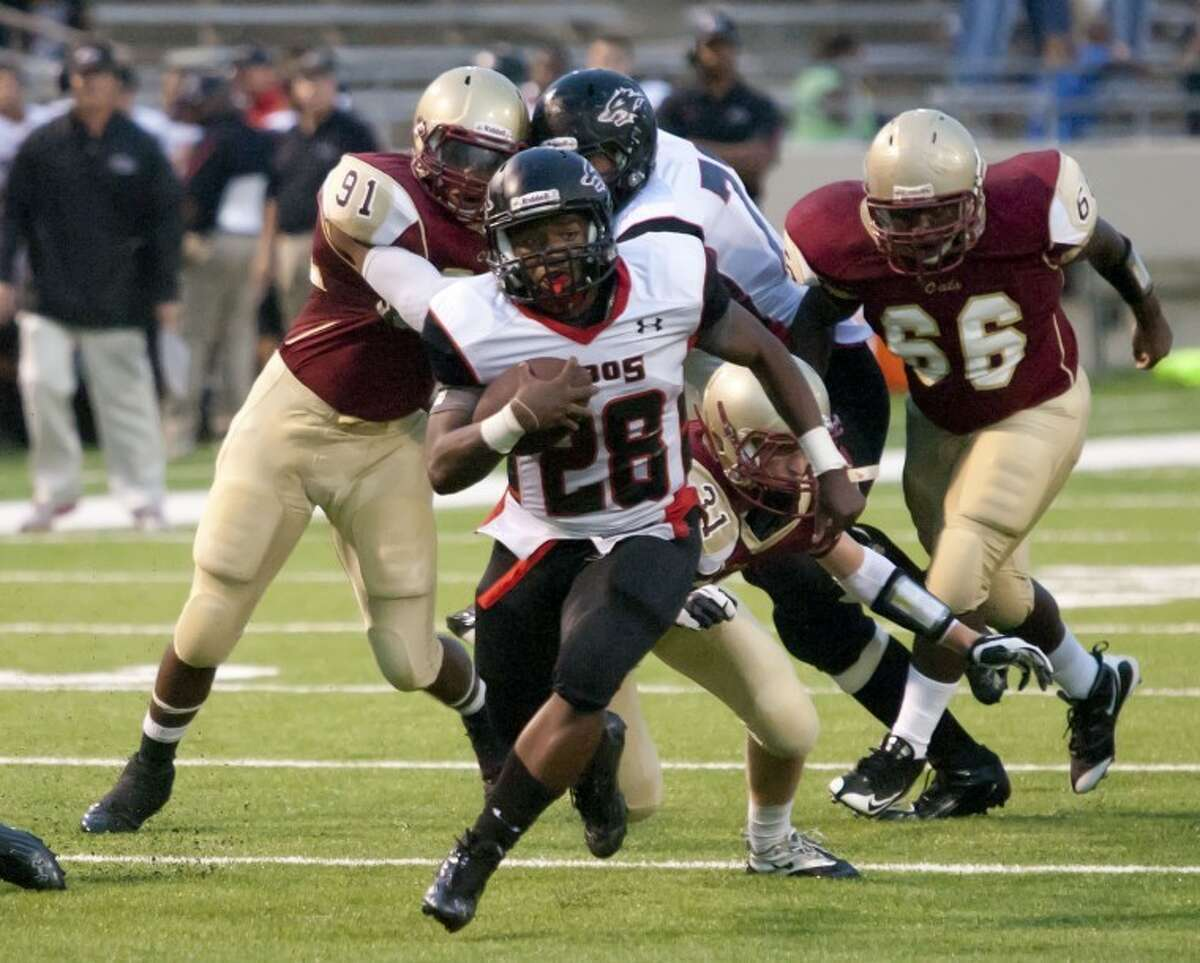 Can Jeremiah Williams and the Langham Creek Lobos keep rolling through the season?