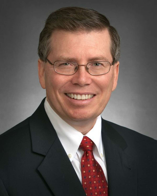Fort Bend ISD Board President Jim Rice.