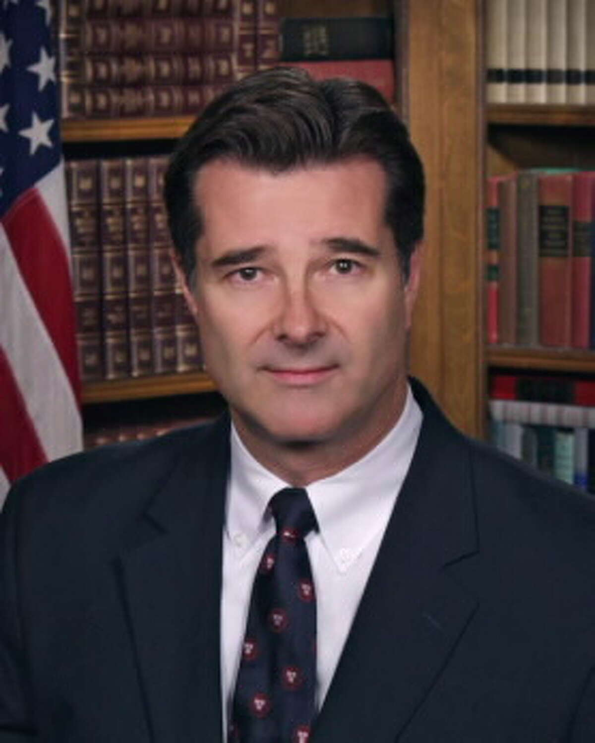 Fort Bend District Attorney John Healey