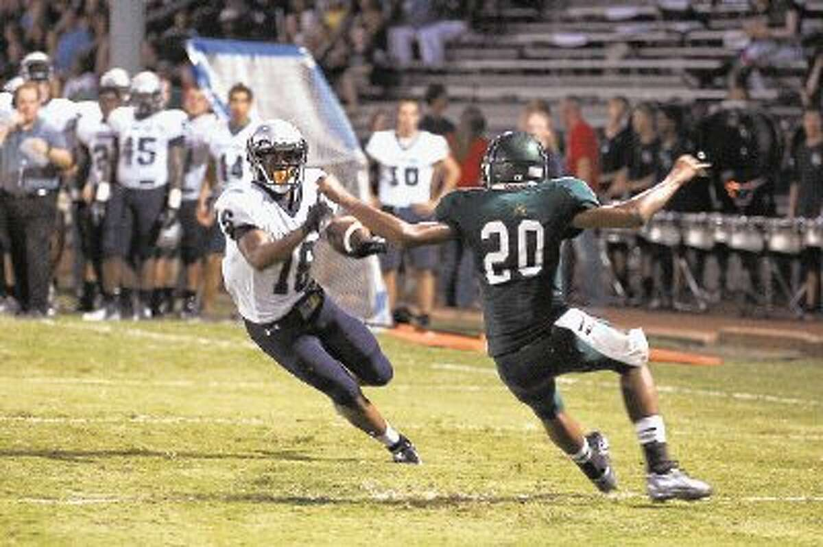 College Park's Nick Black has rushed for 500 yards and nine touchdowns.