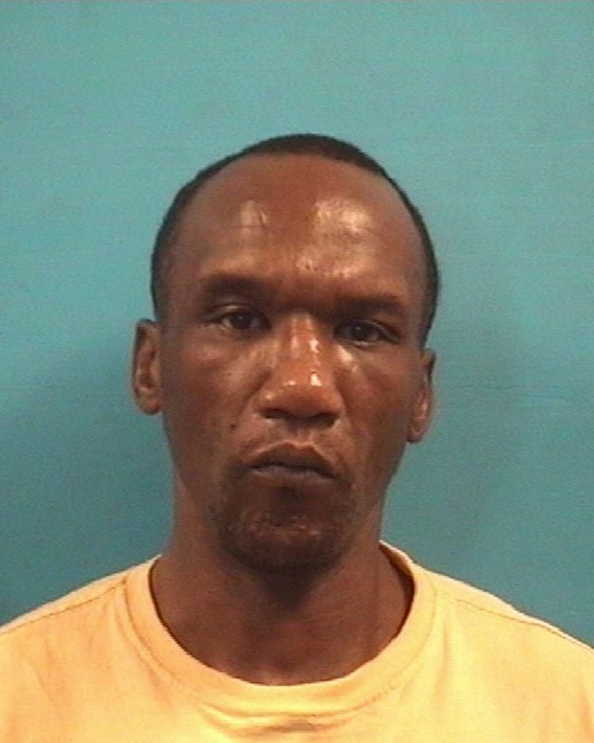 Houston-resident Broderick Renalda French, 44, was arrested and charged with burglary of a vehicle after he allegedly stole a woman's purse as she was putting gas in her car.