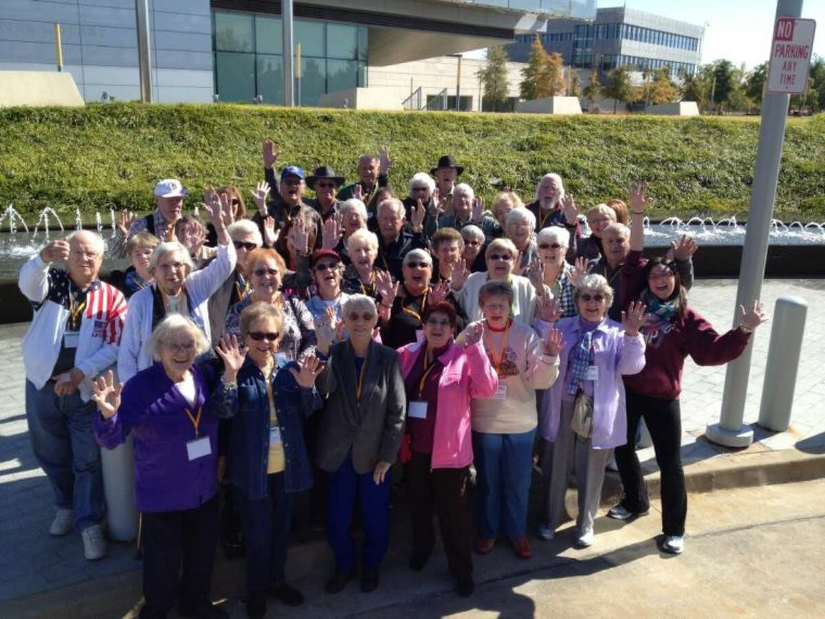 Senior Circle members recently took a trip to Branson, Mo.