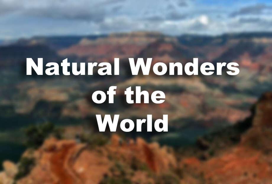 Natural wonders of the World Photo: Rick Hossman / AP
