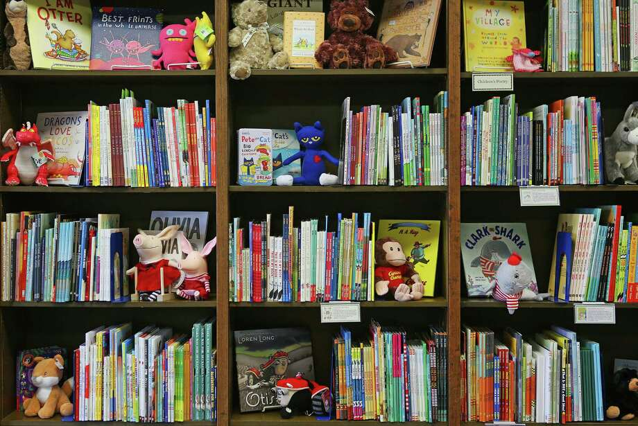 The Blue Willow Bookshop on Memorial Drive is celebrating 20 years of business. It has an extensive children's books section.  Photo: Mark Mulligan, Staff / © 2016 Houston Chronicle
