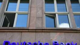 Deutsche is staring at a multibillion-dollar fine from the Justice Department for its enthusiastic participation in Wall Street's festival of toxic mortgage products in the years leading up to financial crisis of 2008. Given Deutsche's myriad other troubles — a role in the manipulation of a financial benchmark, claims of trades that violated Russian sanctions and a generalized sense of confusion about its mission — the American pursuit of a stiff penalty comes at an inopportune time.