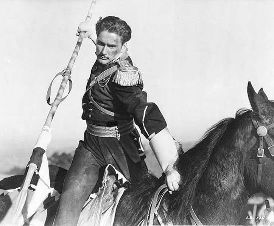 "80 YEARS - Errol Flynn's second leading role after the previous year's ""Captain Blood"""