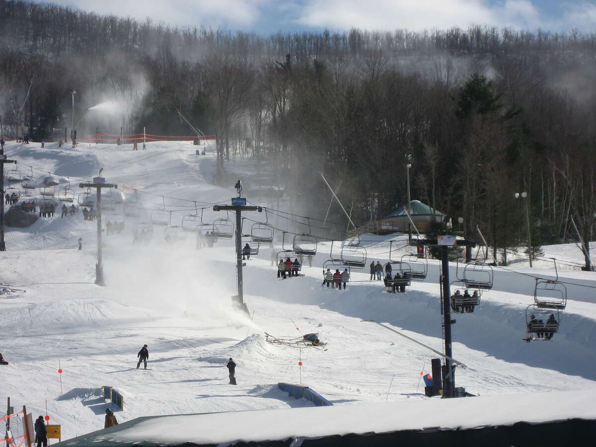 Windham Mountain in Windham, NY