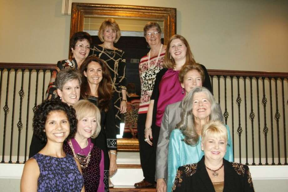 Every year, the FamilyTime Crisis and Counseling Center recognizes 13 women from the community to be named as a Woman of Achievement. They announced the 2013 Women of Achievement at a special reception Nov. 10, 2013.