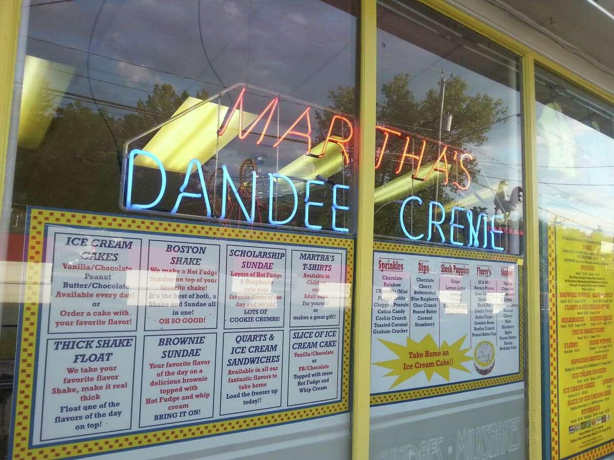 Martha's Dandee Creme in Queensbury . (Deanna Fox)