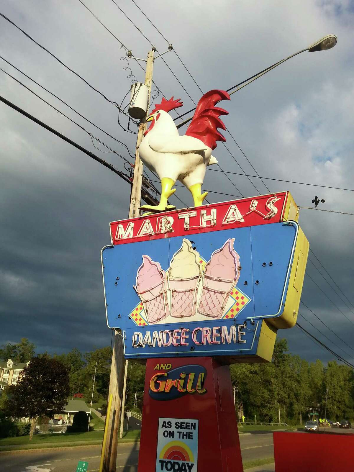 Martha's Dandee Creme in Queensbury. (Deanna Fox)