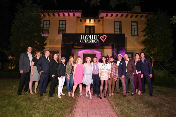 Heart of Fashion supporters after the announcement.